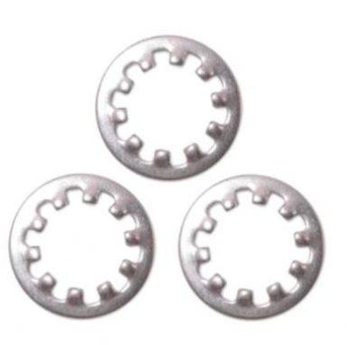 Στρογγυλό σχήμα M5 έως M20 Εσωτερική κλειδαριά πλυντηρίου